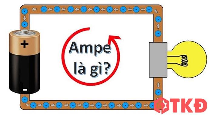 ampe là gì