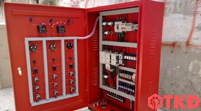 Tủ điện phòng cháy chữa cháy